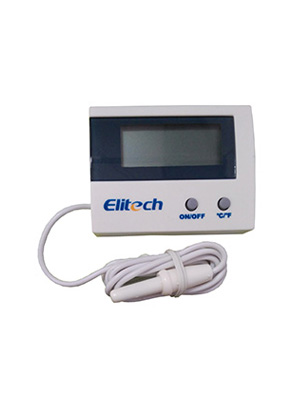 TERMOMETRO DIGITAL ELITECH ST-1 CON BULBO