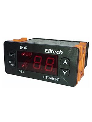 CONTROL DE TEMPERATURA ELITECH ETC-60HT (2 SENSORES)