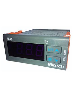 CONTROL DE TEMPERATURA ELITECH ETC-100 (1 SENSOR)