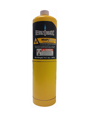 GAS MAP PRO BERNZOMATIC 400G / 14.1OZ