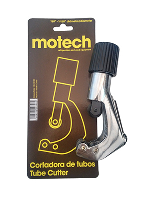 CORTADORA DE CAÑOS MOTECH 1/8 A 1-1/8 (LT-274)