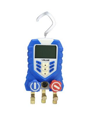 MANIFOLD DIGITAL VALUE R410A/R407C/R134a/R22/R600a VDG-1